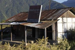 a mobile services shop in distant Anini, Dibang Valley district in Arunachal Pradesh
